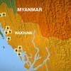Nearly 20,000 Rohingya flee to Bangladesh from Myanmar