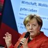 Merkel warns of consequences for EU asylum laggards
