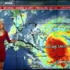 Hurricane Irma's track through center of Florida is unusual