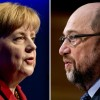 Cool Merkel to go head-to-head with fiery Schulz in TV debate showdown