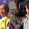 AI robot Sophia speaks about own future in Seoul By Jun Ji-hye