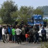 Four migrants shot and wounded in huge Calais brawl
