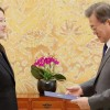North Korea's Kim invites S Korean leader to Pyongyang