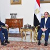 US should revive negotiations between Palestinians and Israelis, Egypt's Sisi tells Tillerson