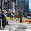 UPDATED Driver in custody after Toronto pedestrians hit by white van that fled scene