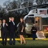 US state visit: The Trumps host the Macrons for glitzy Mount Vernon evening