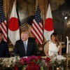 Trump talks a success for Abe, with much needed diplomatic win on North Korea