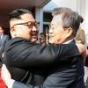 Moon, Kim meet again at Panmunjeom [PHOTOS]