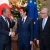Japan and the European Union complete trade deal accounting for 30 percent of world's GDP BY Reiji Yoshida