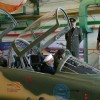 Iran unveils first domestic fighter jet, President Rouhani checks out the cockpit (VIDEO)