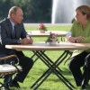 Iran deal, Syrian crisis & Nord Stream 2: Putin, Merkel find common ground on tough intl issues (VIDEO)