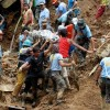 Philippines: Rescue efforts under way as Mangkhut toll rises Dozens of gold miners feared buried in Benguet province landslide, as full extent of typhoon damage is revealed.