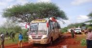 Al-Shabab claims Kenya bus passenger killings