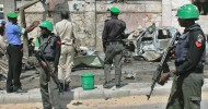 Nine killed, scores wounded in twin bomb attack in Somali town