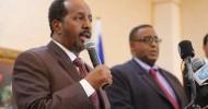 Somali President Hassan Sheikh Mohamoud appointed Omar Abdirashid Ali Sharmarke as his new prime minister