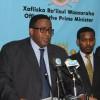 Somali Prime Minister Omar Abdirashid Ali Sharmarke Appointed his Cabinet