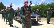 Al-Shabaab commander Sheikh Osman Sheikh Mohamed surrendered to Somali security forces in Luq