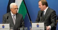 The Swedish recognition of Palestine HAS BEEN Heavily criticized in Israel
