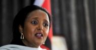 Amina Mohammed apologises over President Uhuru Kenyatta's cancelled US trip