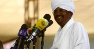 Sudan's Bashir re-elected with 94 percent of votes
