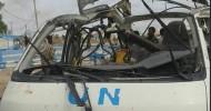 Deadly attack targets UN staff in Somalia's Puntland