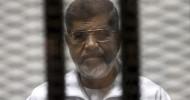 Egypt court issues preliminary death sentence to Morsi in 'jailbreak case'