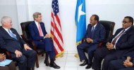 Kerry Makes Historic Trip to Somalia in Show of Support