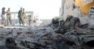 Somalia jihadists al-Shabab launch Mogadishu attack