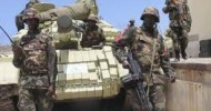 AU troops announce new offensive against Shabab
