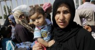 Number of Syrian refugees tops four million mark: UN