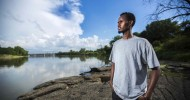 Two Somalian refugees reach Winnipeg after swimming down the Red