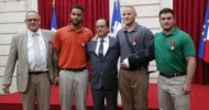 France train shooting: Hollande awards Legion d'honneur