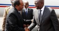 Nigeria, Somalia leaders join Uhuru at service for fallen KDF