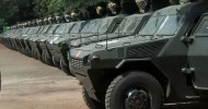 Kenya acquires armoured vehicles to fight terror