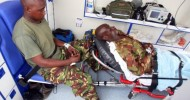 Kenya Defence Force jets and ground assault troops continued to bombard al Shabaab strongholds in Gedo