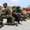 Al-Shabab militants have overrun an African Union military base outside the southern Somali town of el-Ade.
