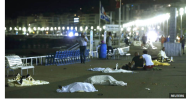 French Riviera left in grief and shock after Nice carnage