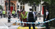 'Mental health was a factor in London horrific attack.' says London police