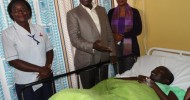 TSC gives Sh500,000 to widow of Muslim who protected Christians from al Shabaab