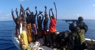 INDIA: 119 SOMALI PIRATES PLEAD GUILTY; 50 OF THEM FACE DEATH SENTENCE
