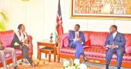 Ruto's shuttle diplomacy for Amina job to cost millions