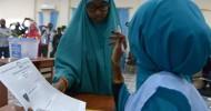 In Somalia, voting under way but democracy delayed