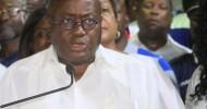 I Won't Let You Down – Akufo-Addo Tells Ghanaians