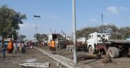 Al-Shabab attack at Mogadishu port kills At least 29 people