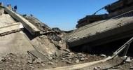 Islamic State blows up bridge in western Anbar