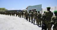 New Burundi battle group arrives in Somalia