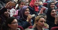 Keeping them upbeat: Multi-faith choir sings for Syrians
