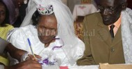 Nakuru couple says 'I do' after living together for 60 years