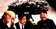 North Korea missile tests were 'drill for strike on U.S. bases' in Japan