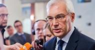 Russian ambassador urges NATO to abandon military domination policy